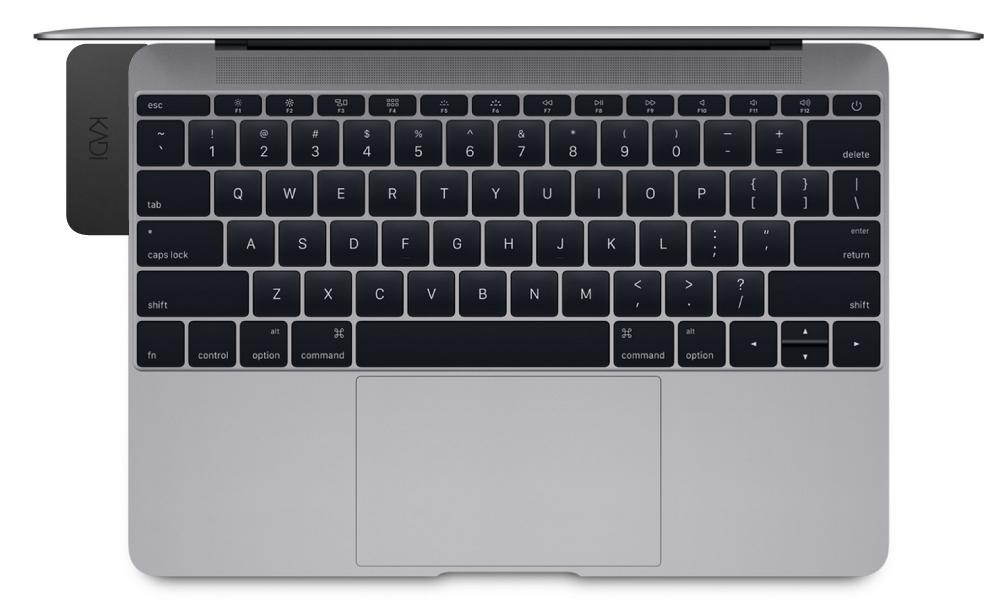 Puerto de conexión KADi Essential para MacBook 2