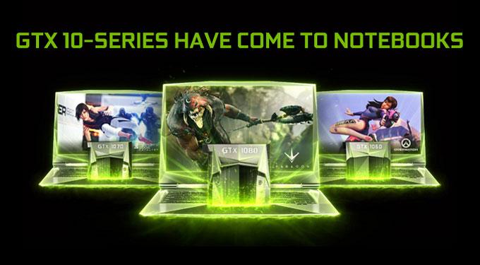 La Nvidia GTX 10 ya está disponible en nuestros portátiles, juegos de 4K y VR! 1