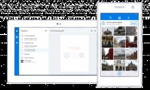 Dropbox finalmente obtiene una aplicación oficial para Windows Phone
