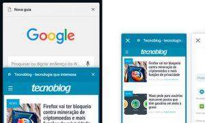 Google prueba la nueva pantalla con pestañas en Chrome para Android
