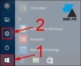 Windows 10: cambiar la dirección de desplazamiento del panel táctil 2