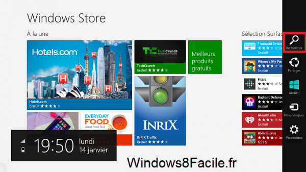 Windows Store: lista de todas las aplicaciones 3