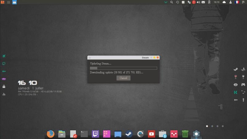 Voyager Linux 16.04.2 LTS basado en el escritorio XFCE de Xubuntu 5