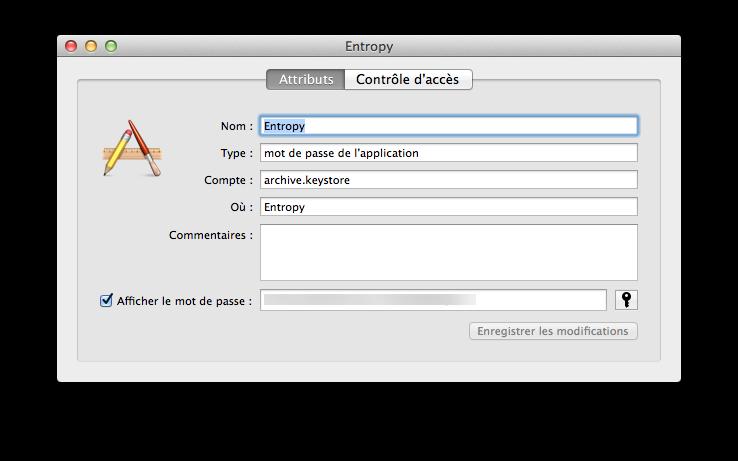 Llavero, Kits de acceso: Gestiona tus contraseñas de Mac OS X e iOS 4