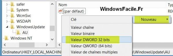 Windows 8: evitar el reinicio automático 9