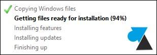 Instalar la vista previa técnica de Windows 10 7