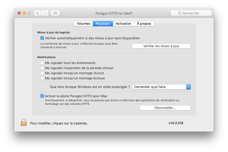 Eliminar una aplicación en macOS Sierra (10.12) 2