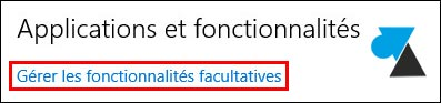 Adición de una característica de Windows 10 4