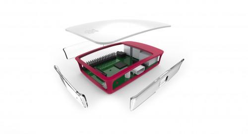 Frambuesa Pi: la primera caja oficial de la marca finalmente disponible 2