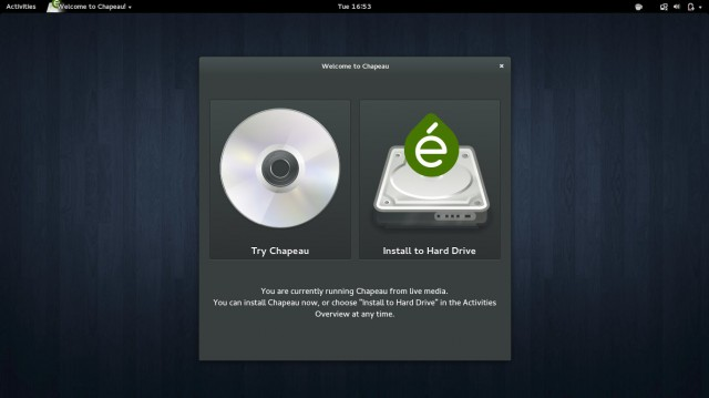Ahí están Red Hat, Fedora y ahora Hat. 2