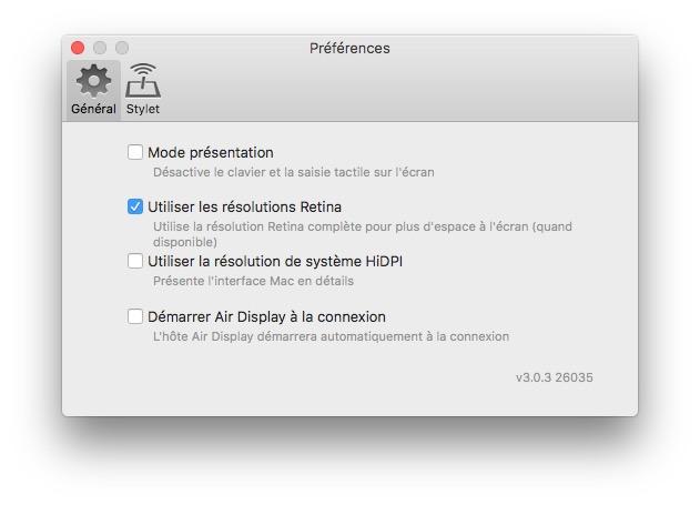 Usa un iPad como segunda pantalla con tu Mac o PC 11