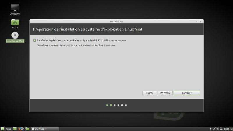 Cómo instalar Linux Mint 18 Cinnamon 2