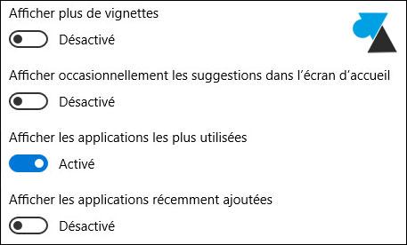 Windows 10: organizar el menú Inicio 5