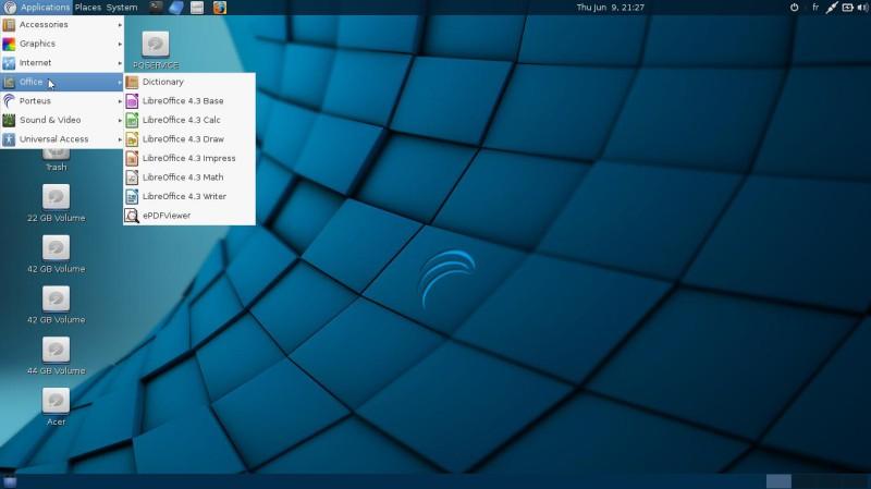 Lleve todo Linux en una llave USB 2