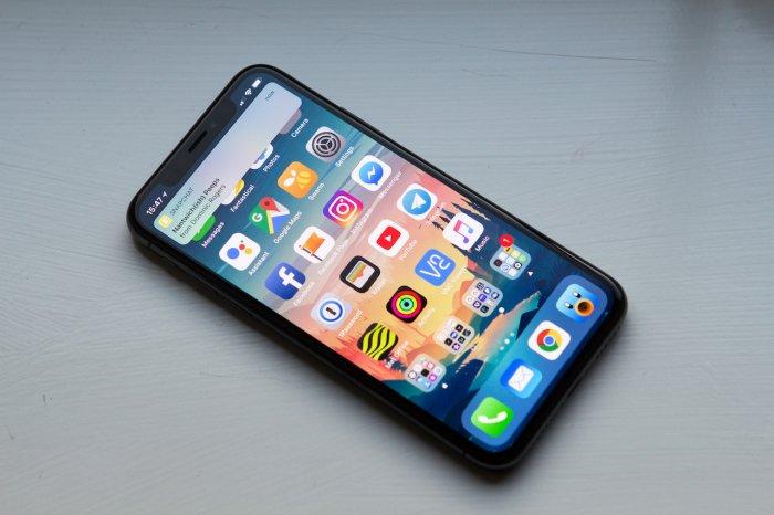 Apple cambia el iOS en China para anular la prohibición de venta de iPhone