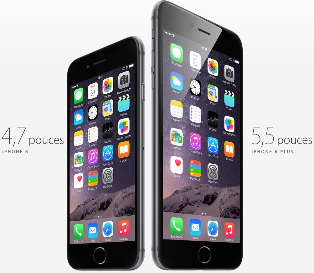 iPhone 6 y 6 Plus: presentación y vídeo oficial 1