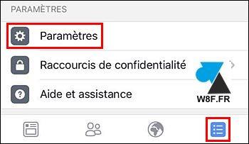 Facebook móvil: desactivar el seguimiento de anuncios 2