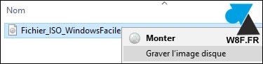 Windows 10: Grabar un archivo ISO 2