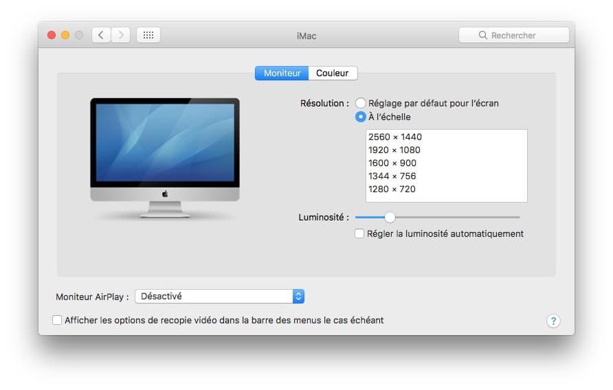 Ajuste el volumen y el brillo en Mac (de 16 a 64 pasos) 2