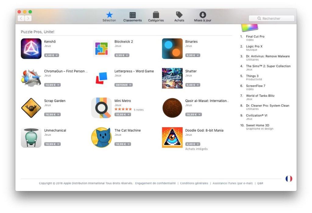 Cambia el país de tu App Store con un Mac o iPhone 1