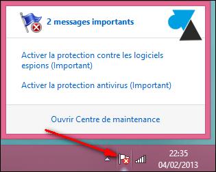Habilitar y deshabilitar el antivirus integrado en Windows 8 5