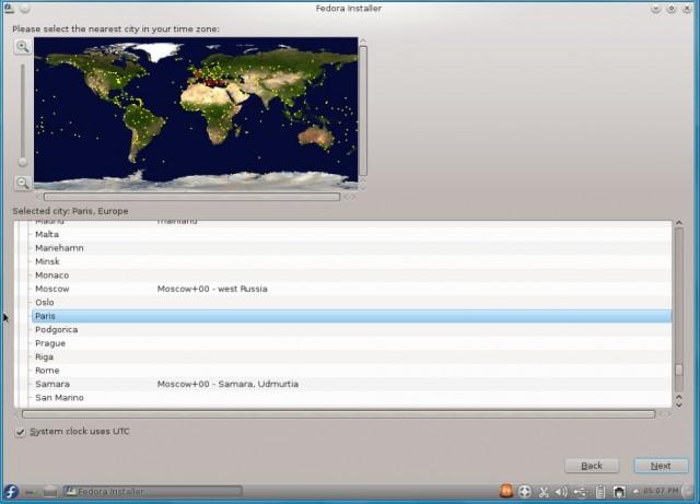 Fedora 17 KDE, instalación en un disco duro vacío 5