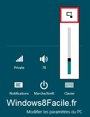 Tableta: Desactivar la rotación automática 5