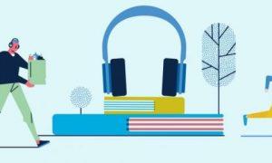 Google comienza a vender audiolibros en Brasil y debuta con promociones
