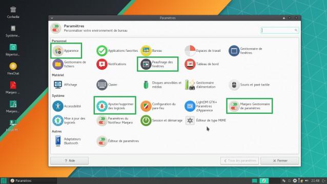 Otra actualización de Manjaro Linux - 17.1.0 7