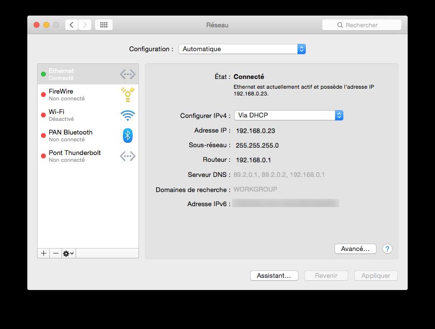 DNS Yosemite: encuentre el más rápido para acelerar el Internet 4