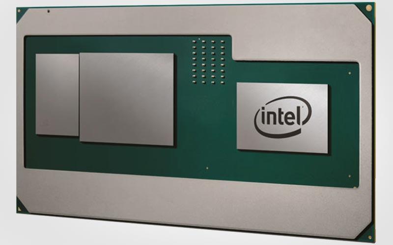 CPU Intel con GPU AMD: ¡aquí están las primeras fotos del módulo! 1