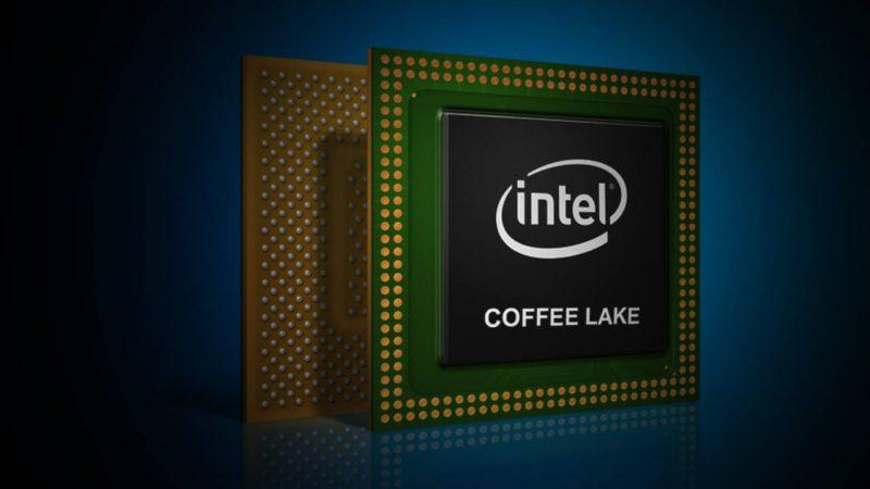 Intel Coffee Lake: el rendimiento de la CPU explotará otro 30%. 1