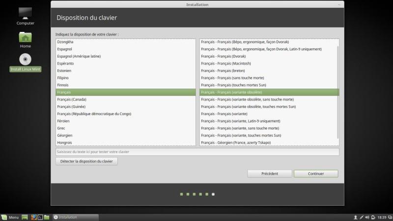 Cómo instalar Linux Mint 18 Cinnamon 8