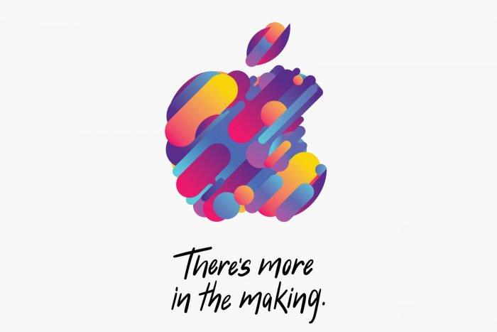 Apple marca el evento de octubre y debería anunciar los nuevos iPads y Macs