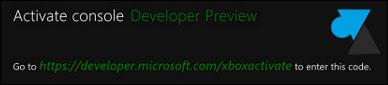 Xbox One: activa el Modo de Desarrollador 4