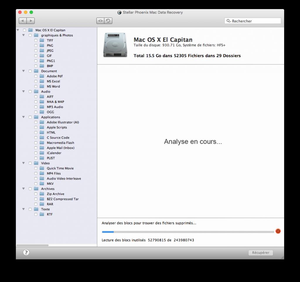 Restaurar un archivo eliminado en Mac (Sierra, El Capitan) 3