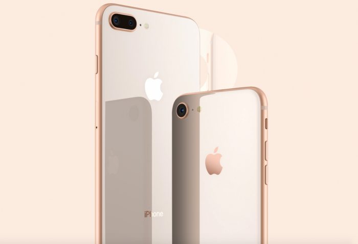 iPhone 8 llega a Brasil con un costo de R$ 3.999
