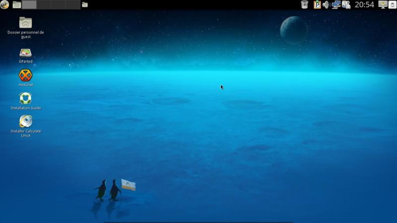 Calcular Linux versión 15.17 con Mate 1