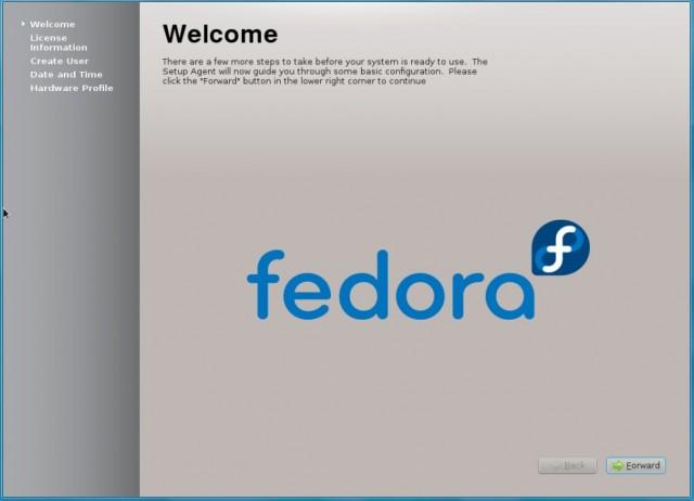 Fedora 17 KDE, instalación en un disco duro vacío 11