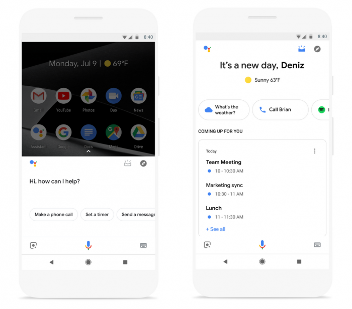 El Asistente de Google obtiene tarjetas predictivas con un resumen de su día