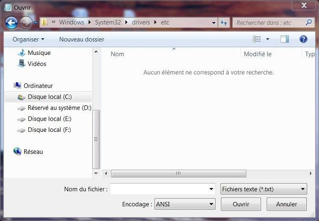 Cómo bloquear un sitio web sin software en Windows 5
