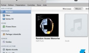 Vuelve a poner la barra izquierda en iTunes
