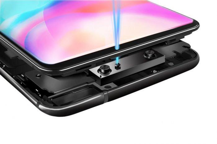Vivo presenta el sensor 3D con más puntos que el Face ID de Apple 1