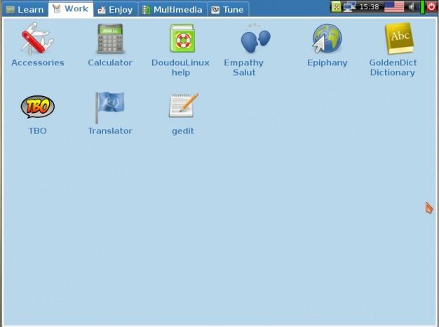 Una distribución de Linux para niños 3