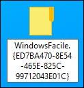 Windows 8: acceso a todas las funciones (God Mod) 3