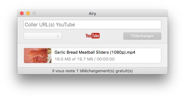 Record YouTube on Mac OS X El Capitan (audio, video) 4