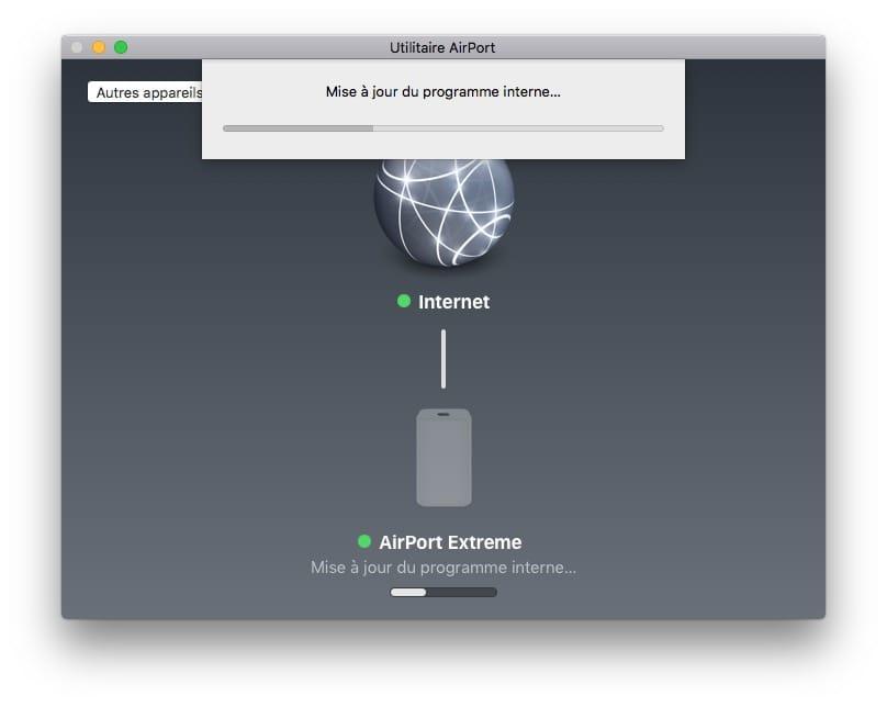 Apple Airport Express / Extreme update: cómo utilizarlo 5
