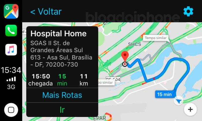Google Maps obtiene compatibilidad con Apple CarPlay y Waze es el siguiente.
