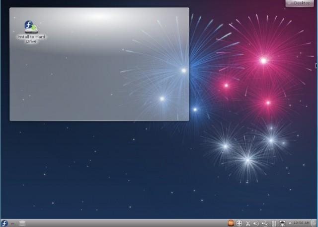 Fedora 17 KDE, instalación en un disco duro vacío 1