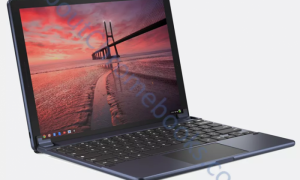 Esta puede ser la primera tableta de Google que ejecuta Chrome OS